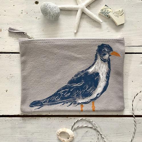 Grey Small Seagull Case