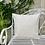 Thumbnail: Vintage Cotton Scallop Cushion