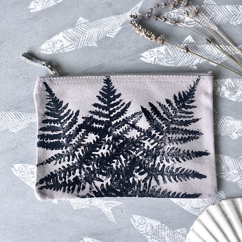 Grey Small Fern Case