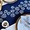 Thumbnail: Navy Scattered Shells Table Runner