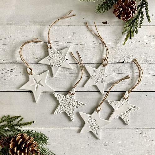 Decorative Festive Stars