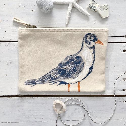 Cream Small Seagull Case
