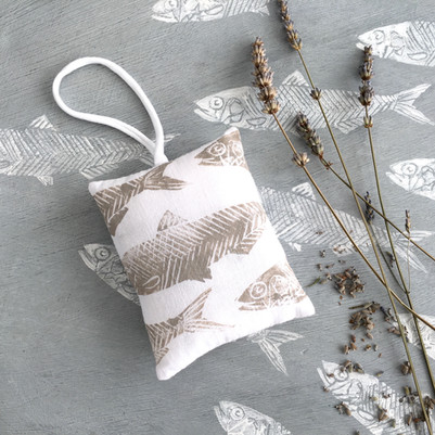 Scented Lavender Bags