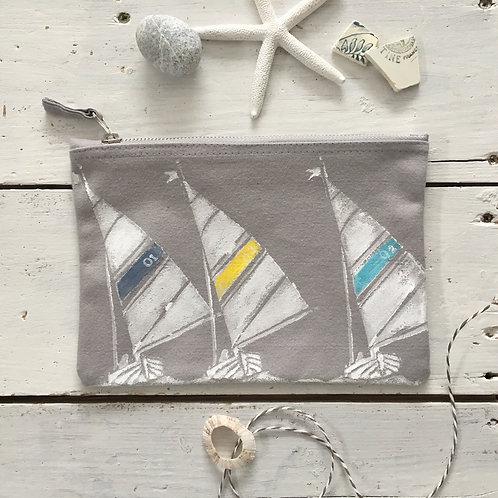 Grey Small Boat Case