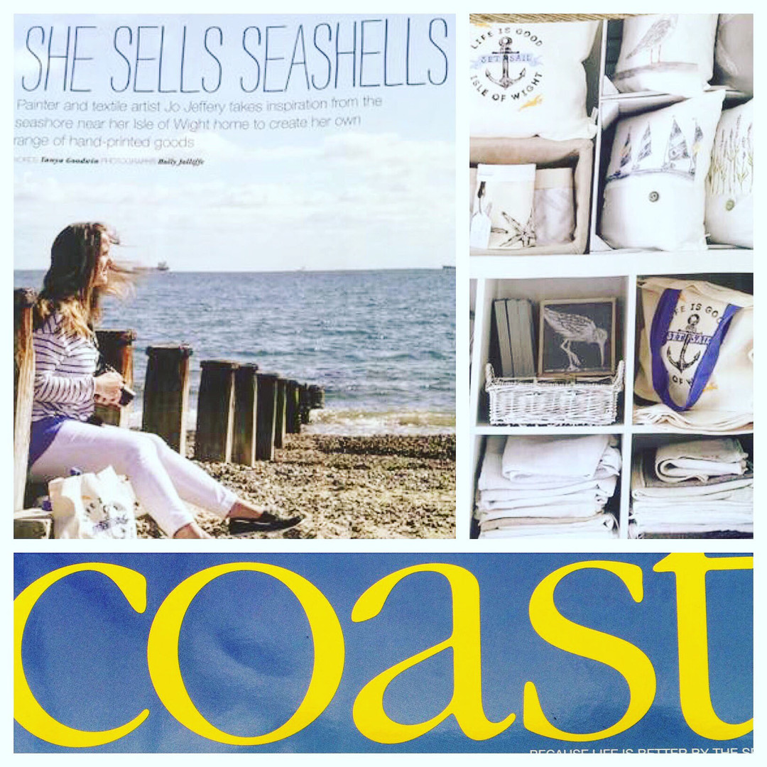 Coast Magazine Editorial