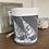 Thumbnail: Grey Denim Storage Tub - Sail Boat Design