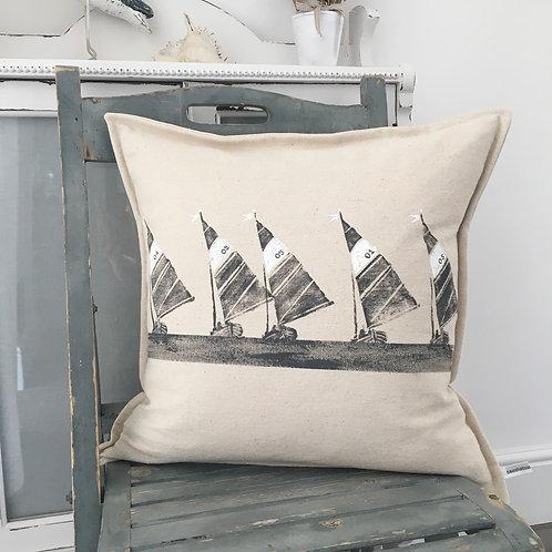 Cotton Twill Boat Race Cushion
