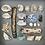Thumbnail: 'Whitecliff Bay Treasures' Coastal Frame