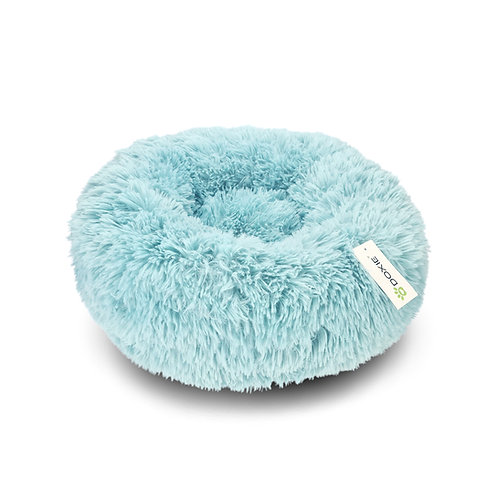 Doxie® Pluche Hondenmand – Kattenmand – Turquoise