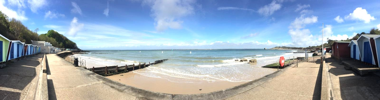 Colwell Bay Panoramic View