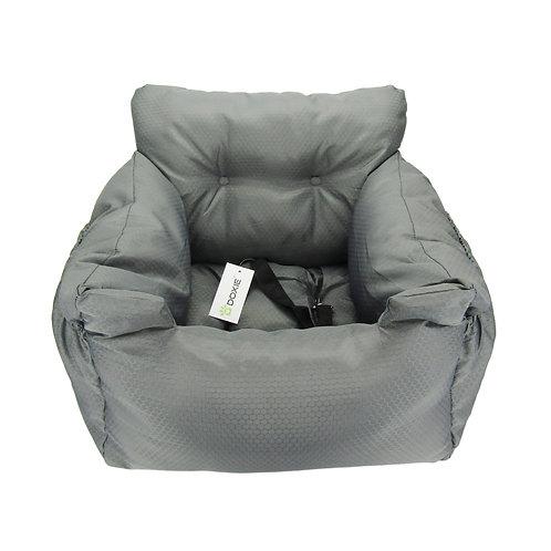 Doxie® Honden Autostoel - Donkergrijs