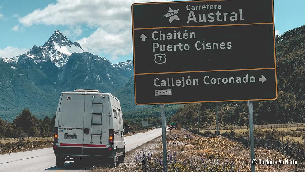 Carretera Austral por Do Norte Ao Norte