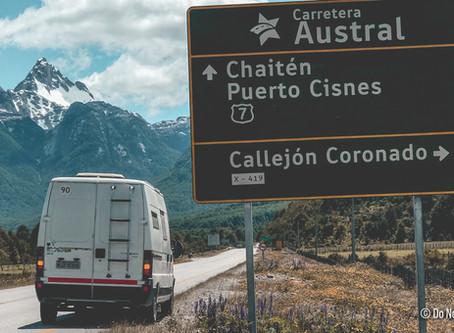 Carretera Austral: Viagem por uma das estradas mais lindas do mundo.