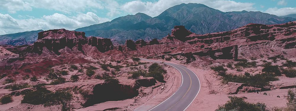 Quebrada de Las Conhas na Ruta 68
