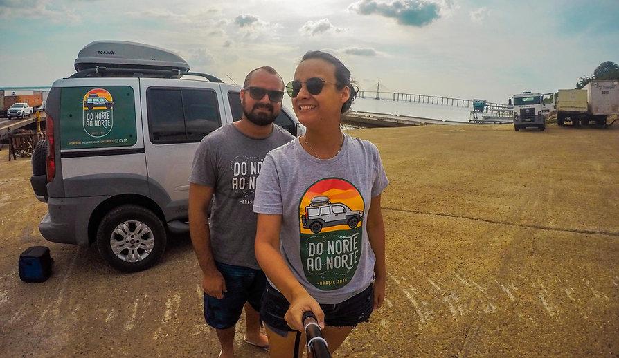 Dia da saída de Manaus
