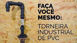 DIY Torneira Industrial