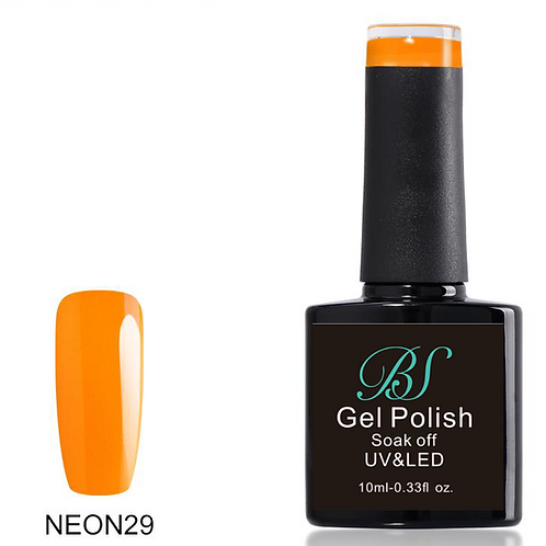 BS  Gel polish Neon 29