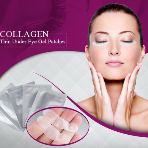 Collagen Eyepads 2 par i 10 pack
