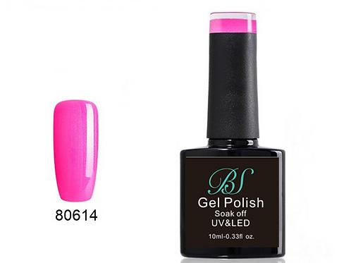 BS Gel polish. Flamingo flower