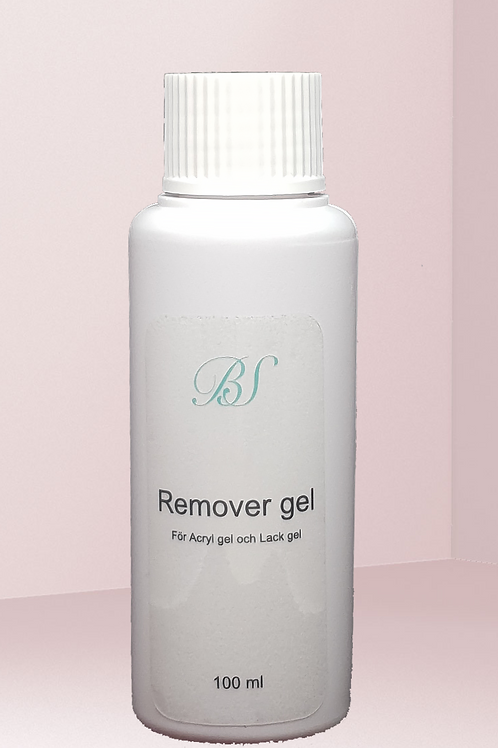 Polish gel remover