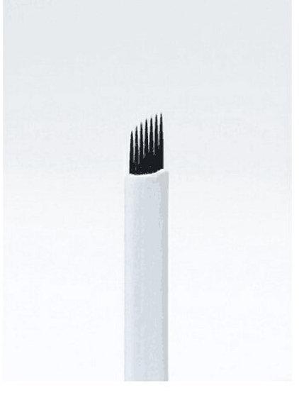MB Needle Curve Flat 5 st