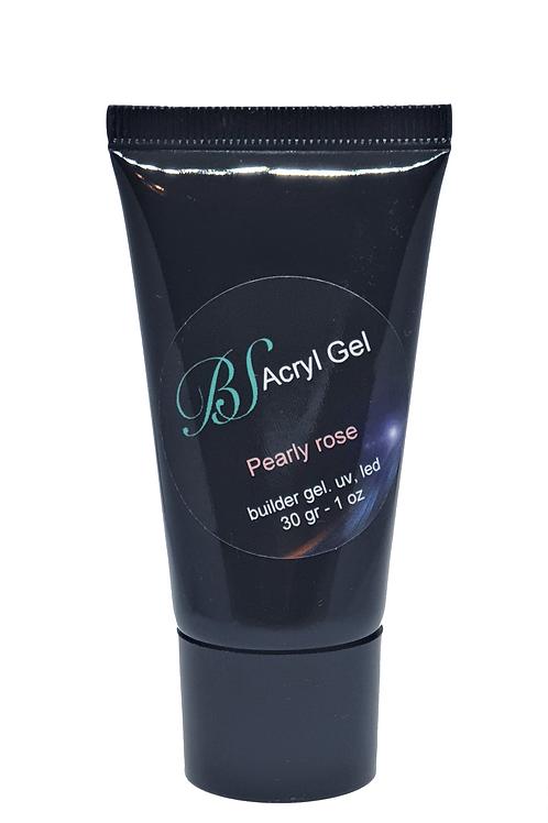 Acryl gel Pearly rose