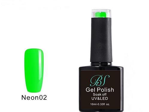BS  Gel polish Neon 02