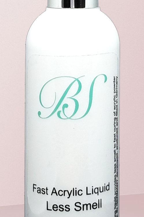 Acryl vätska för akrylpulver, Fast. less smell