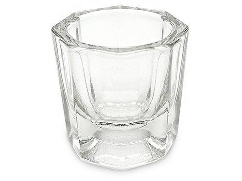 Glas skål, liten