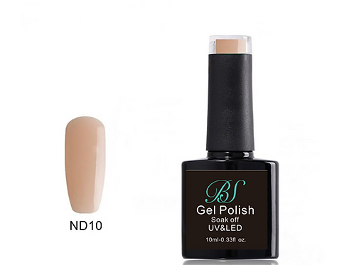 BS  Gel polish Nude10