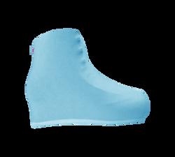 Cobre Botas Azul