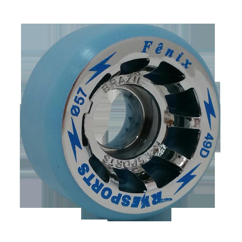 Roda Fenix Azul