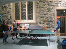 The table tennis champ!