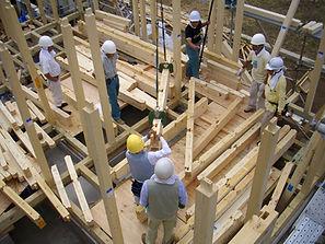 小林材木店 建て方