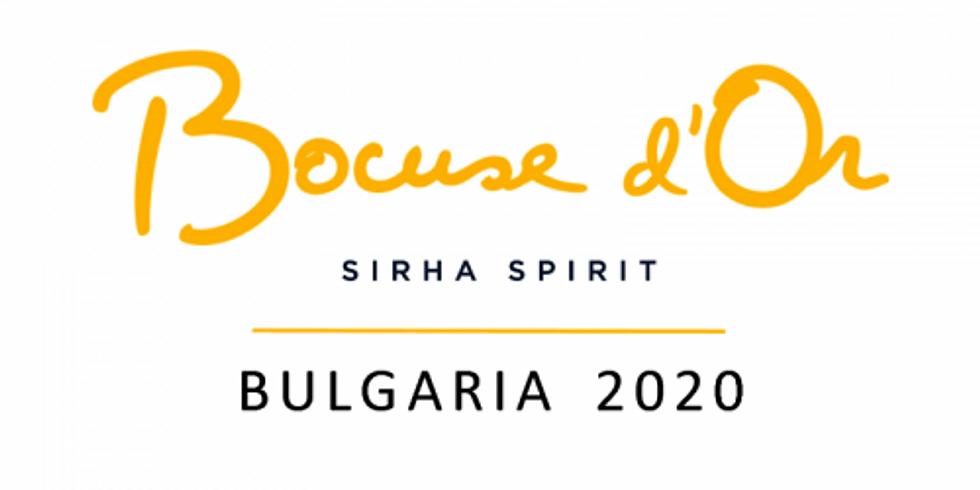 Bocuse d'Or Bulgaria