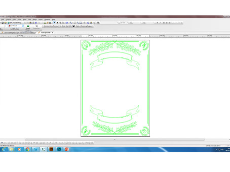 The file for Ethos- Ready to laser cut.