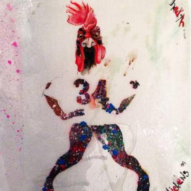 Chicken Woman.