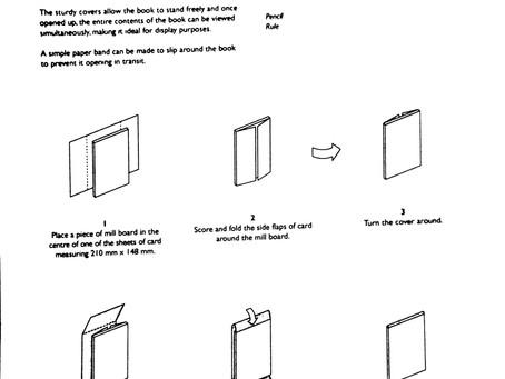 Book Binding Notes