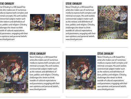 Aesthetica Art Magazine- Artist Directory Experiment