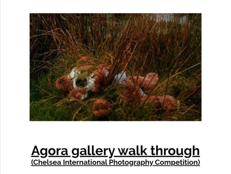 Updating my website for the exhibition in New york.