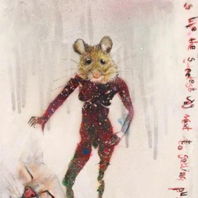 Mouse Lady.