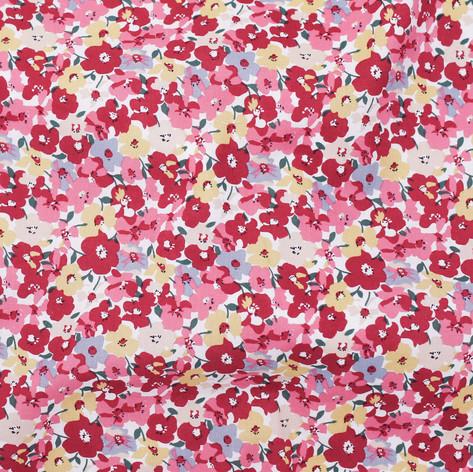 Cotton Voile Print T96014-02