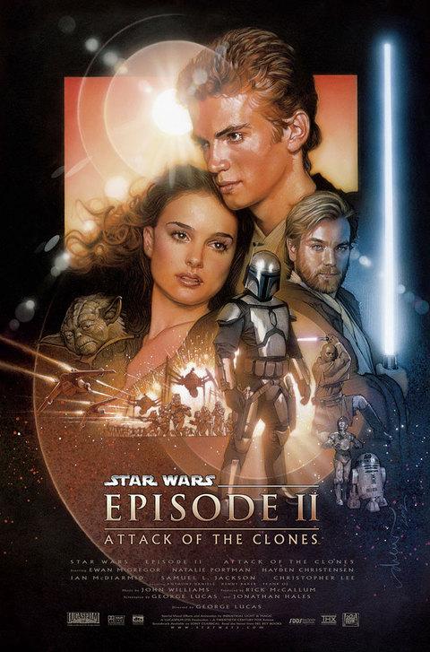 StarWars Episode II