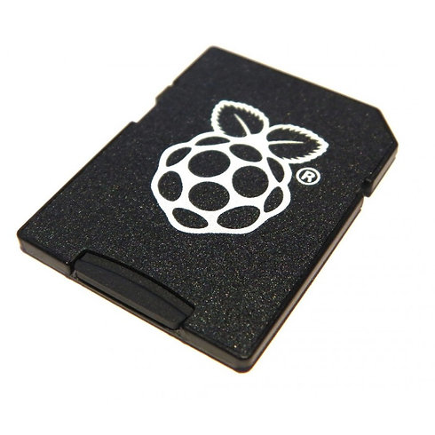 Kit Raspberry Pi Zero W. Vem com Case e SD 8Gb com Noobs pre - instalado.