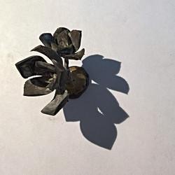 bronze cast organic