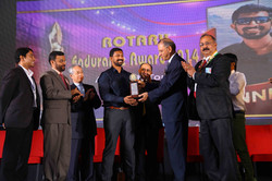 Rotary Award for Outstanding Human Endurance