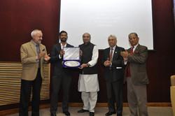 National Maritime Foundation Award