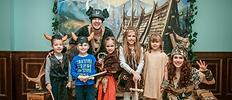 Детский праздник викинги