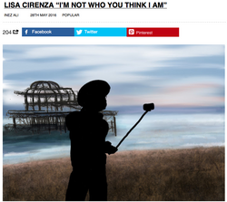 Cirenza: I'm Not Who You Think I Am