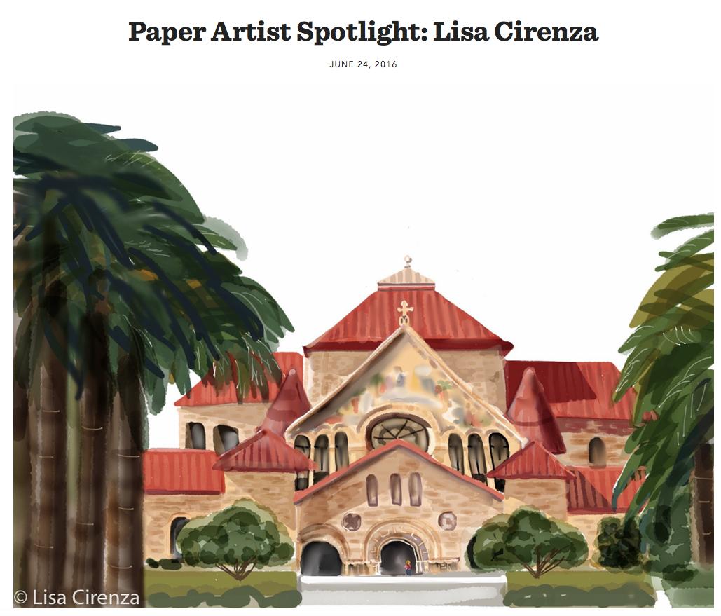 Artist Spotlight-Lisa Cirenza,